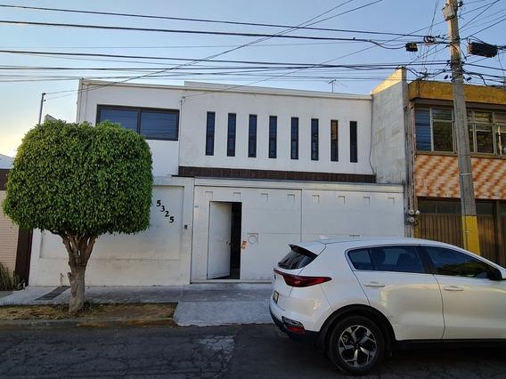 Casa Muy Amplia En Renta Para Oficinas En San Manurl