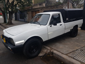 Peugeot 504 2.0 Pick Up Gd 1990