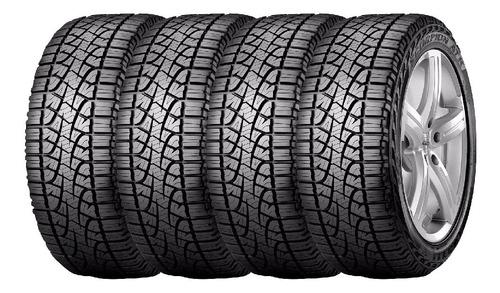 Combo X4 Neumaticos Pirelli 225/65r17 102h S-str Cuotas