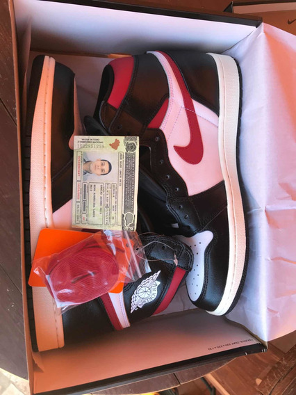 Nike Air Jordan 1 Gym Red
