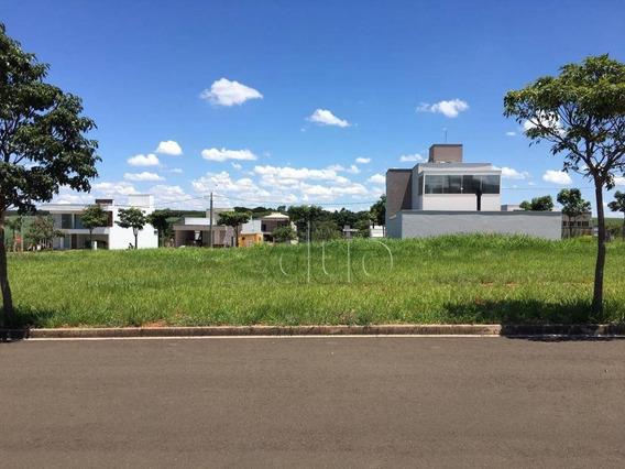 Terreno À Venda, 245 M² Por R$ 130.000 - Parque Taquaral - Piracicaba/sp - Te1340
