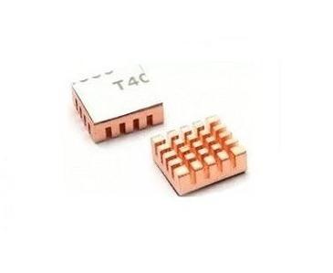 Dissipador De Calor Cobre Para Raspberry Pi Pi3 X2