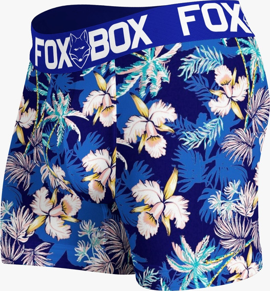 20 Cuecas Box Fox Box Microfibra Original Super Promoção Top