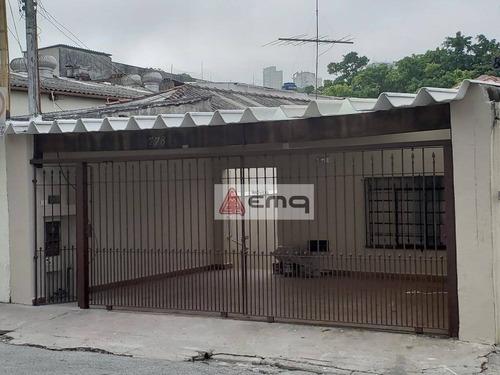 Casa Com 2 Dormitórios Para Alugar, 120 M² Por R$ 2.500,00/mês - Mandaqui (zona Norte) - São Paulo/sp - Ca0084