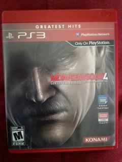 Metal Gear Solid 4 - Guns Of The Patriots Ps3