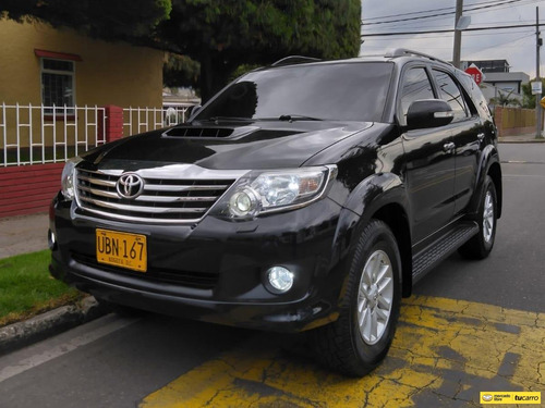 Toyota Fortuner 3.0 At 4x4