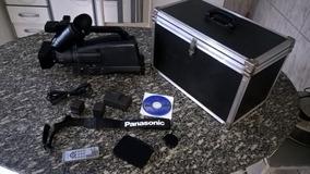 Filmadora Panasonic Hmc70 Cartão Sdhc