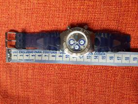 Relógio Antigo Technos Technomarine Leia Descrição
