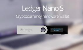 Ledger Nano S - Wallet Carteira De Bitcoin