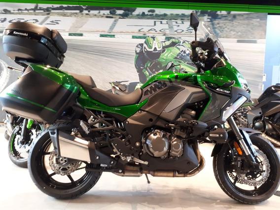 Kawasaki Versys 1000 Grand Tourer 2020 Lançamento - Gustavo