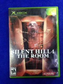 Silent Hill 4 The Room Xbox Compatible Xbox 360