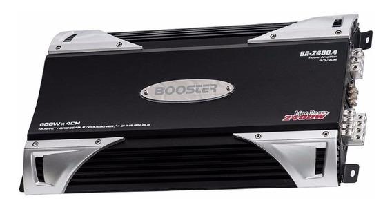 Módulo Booster Power One 4000w Rms Frete Gratis = Roadstar