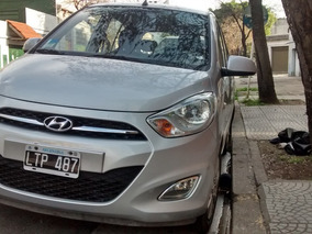 Hyundai I10 1.2 Gls Seguridad L At