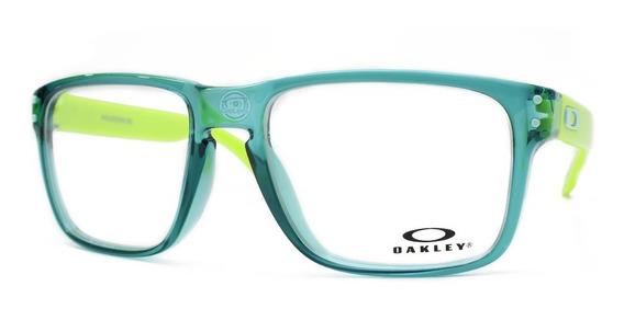 Lentes Oakley Oftálmico 8156 Holbrook Amplio Tres Colores