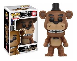 Funko Pop Freddy Five Nights At Freddys 106 Baloo Toys