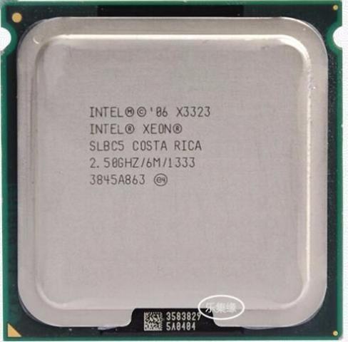Processador Intel Xeon X3323 Slbc5 2.5ghz 6mb
