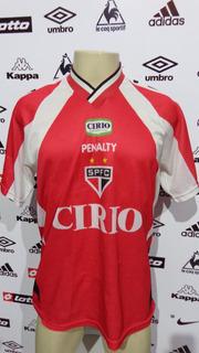 Camisa São Paulo Penalty Treino Tm M