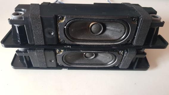 Par Alto Falante Tv LG 32ln5400 Usado Ref: Nt496