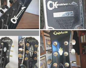 Unica Oportunidad! Guitarras Originales Precio Bomba!