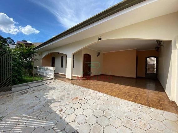 Casa Com 5 Dormitórios À Venda, 241 M² Por R$ 590.000 - Jardim Estoril - Bauru/sp - Ca3174