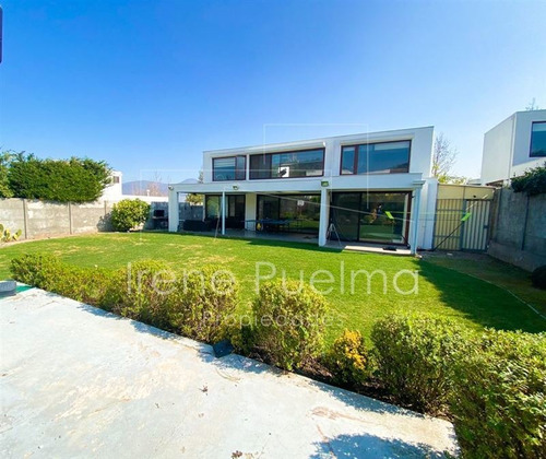 Imagen 1 de 3 de Condominio, Casa Venta 5 Dormitorios Trapenses Lo Barnechea