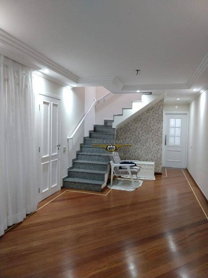 Sobrado Com 4 Dormitórios À Venda, 140 M² Por R$ 800.000,00 - Jardim Vila Formosa - São Paulo/sp - So0346