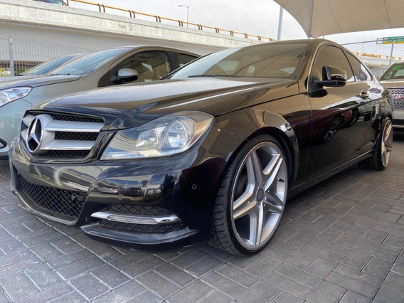 Mercedes Benz Clase C 2013 1.6 C 180 Coupe At