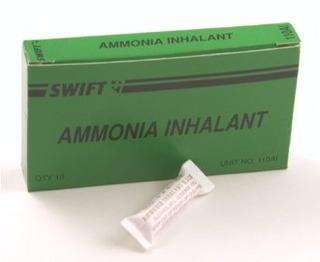 El Amoníaco Inhalantes 33 Cc 10 Por Caja