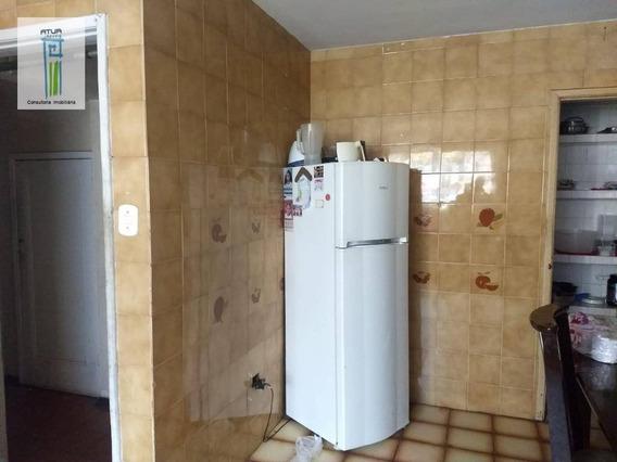Casa Com 6 Dormitórios, 260 M² - Venda Por R$ 690.000,00 Ou Aluguel Por R$ 3.000,00/mês - Santana - São Paulo/sp - Ca0239