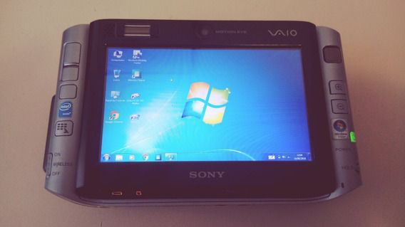 Sony Vaio Ux380n Mini Notebook