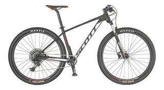 Bicicleta Scott Scale 980 Mtb Aro 29 Tam M 2019-pret/branc