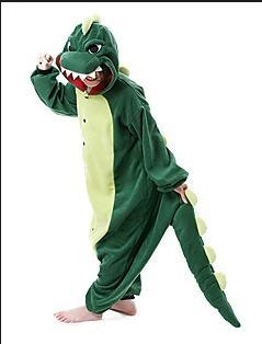 Pijama Dinossauro Infantil Com Capuz + Pantufas