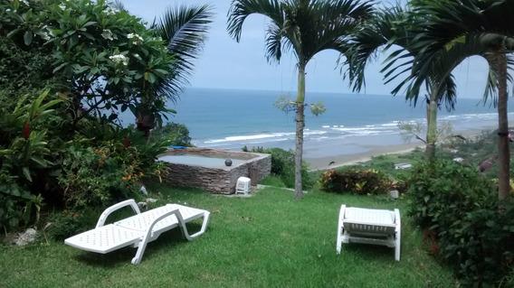 Linda Casa De Playa En Ayampe