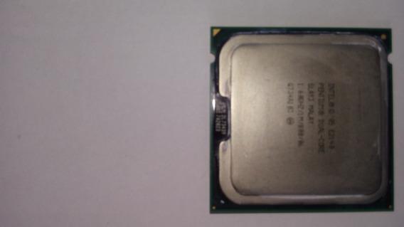 Processador Pentium E2148 Dual Core 1.6ghz Usado