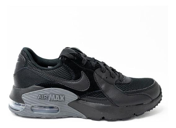 Tênis Nike Air Max Excee Preto Original