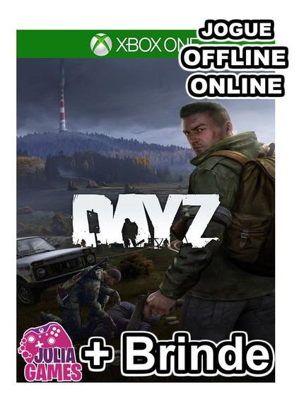 Dayz Xbox One Jogo Digital + 1 Jogo De Brinde