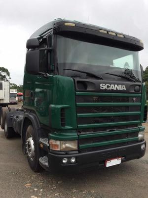 Scania R124/400 2003 6x2