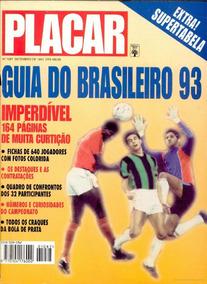 45 Guias Placar Campeonato Brasileiro Digitalizados - Pdf