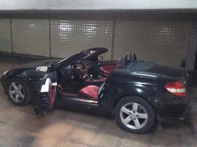 Mercedes Benz Slk 200, Interior Cuero Rojo Y Aluminio.