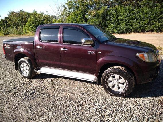 Toyota Hilux 3.0 Srv Cab. Dupla 4x4 Aut. 4p, Conservadíssima