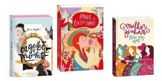 Anne De Green Gables+mulherzinhas+orgulho E Preconceito