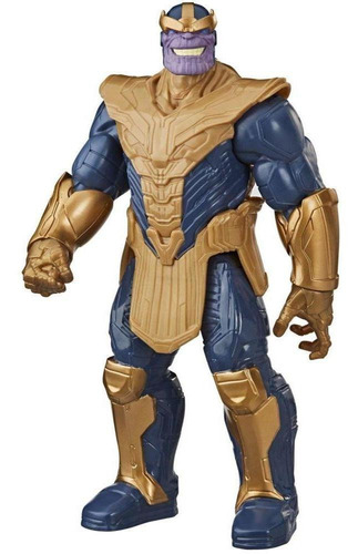Boneco Thanos Titan Hero Series Marvel E7381 Hasbro