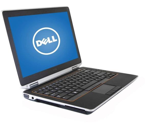 Laptop Dell Latitude E6320 Core I5 2.6ghz 8gb 13,3¨ Win7