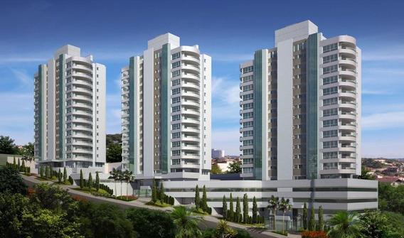 Apartamento Em Bela Vista Com 3 Dormitórios - Rg61