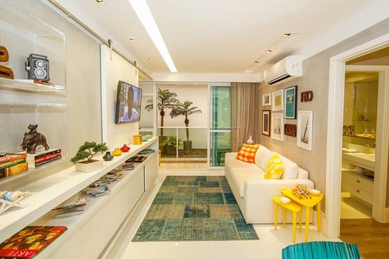 Apartamento A Venda No Bairro Barra Da Tijuca Em Rio De - 5614-1