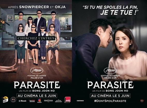 Filme Parasite