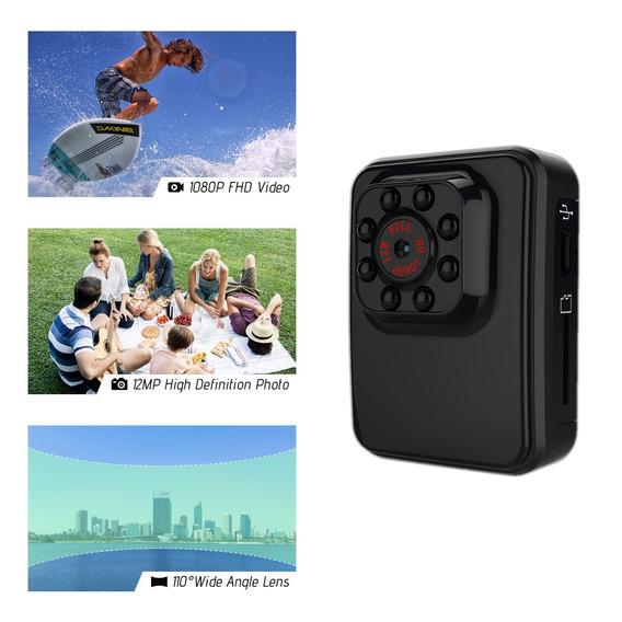 Câmera R3 Wifi 1080p Hd Mini