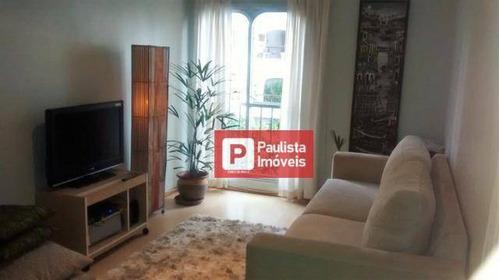 Apartamento À Venda, 50 M² Por R$ 560.000,00 - Brooklin - São Paulo/sp - Ap27962