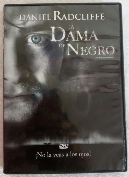 La Dama De Negro Dvd On Screen Films Daniel Radcliffe Bluray