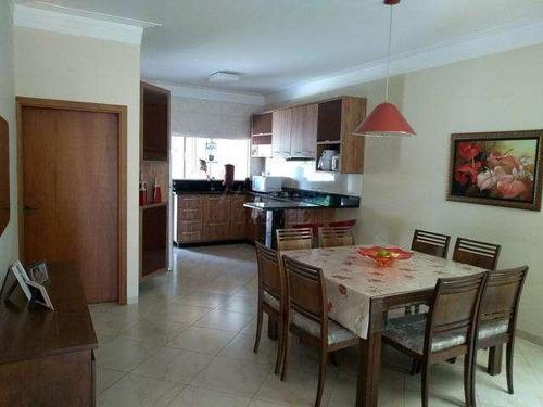Imagem 1 de 15 de Jardim Ipanema   Casa 170 M²  3 Dorms 2 Vagas   5606 - V5606